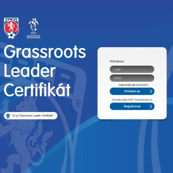Grassroots leader licence